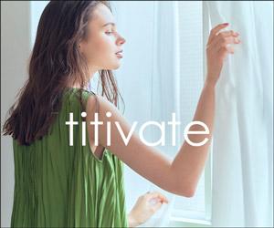ファッションサイト「titivate」〜ティティベイト〜