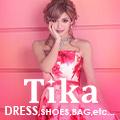 ミニドレス・ロングドレス・キャバドレスのTika-ティカ-