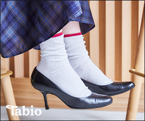 Tabio「靴下屋」
