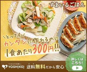 ★YOSHIKEI★4つの選べるミールキットお試し5days