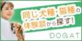 ペットの悩みQ&A【DOQAT】